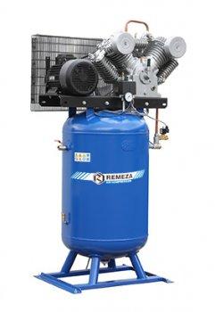 Stationärer stehender 7,5kW Kompressor von REMEZA