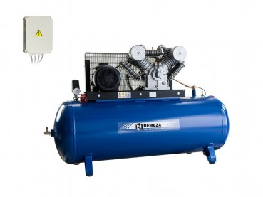 Kolben-Kompressor 4 Zylinder 500L | REMEZA Kompressor