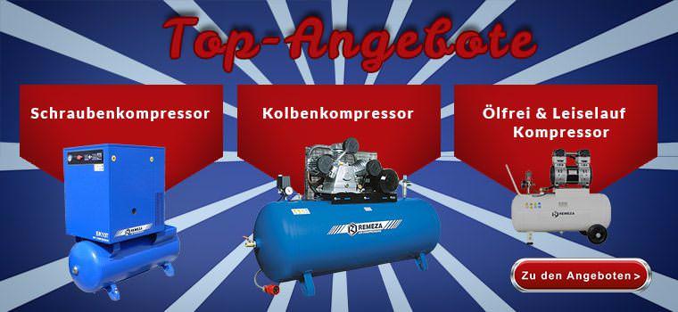 Kompressor-Druckluft - Entstehung und Verwendung